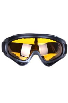 Hanyu Snowmobile Bicycle Ski Protective Goggles