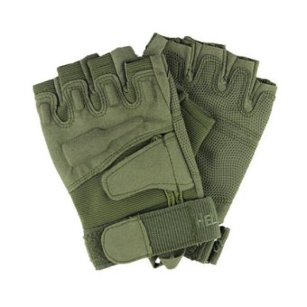 Hanyu Sports Tactical Gloves (Army Green)