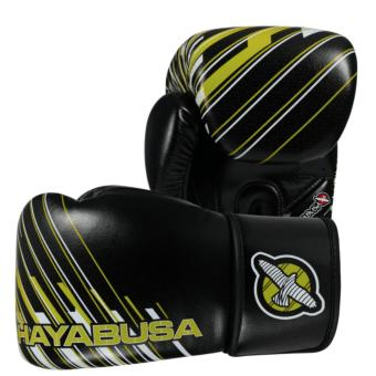 HAYABUSA IKUSA CHARGED BOXING GLOVES 14OZ