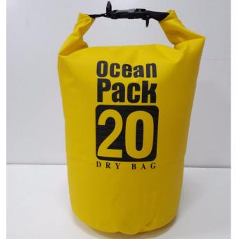 Heavy Duty Ocean Pack Waterproof dry bag 20 L Liters Price Philippines