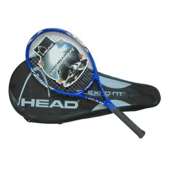 High Quality Carbon Fiber Tennis Racket Racquets Equipped with Bag Tennis - intl