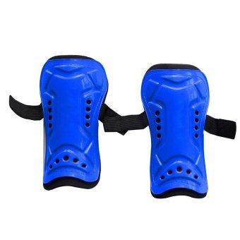 HKS 1 Pair Competition Pro Soccer Shin Guard Pads Shinguard ProteHKSr Blue - Intl