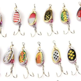 HKS 30 X Fishing Lures Crankbait Minnow Poper Bass Baits Hooks Tackle outdoor adventure - Intl - picture 2