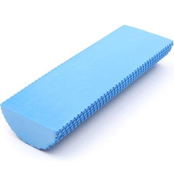HKS EVA Yoga Half Round Foam Roller (Blue) (Intl) - picture 2