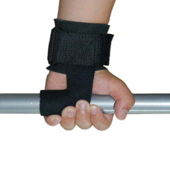 HomeGarden Training Hand Wraps Gym Weight Lifting (Intl)
