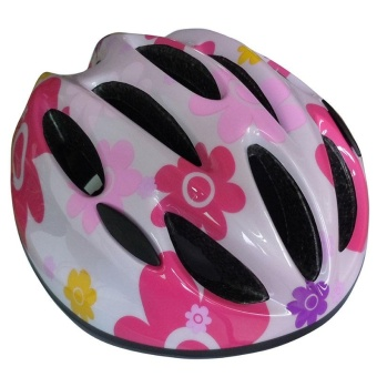 Hot Sale Kids Cute Printing Helmet Cycling Skating ProtectiveEquipment for Children M High Quality - intl