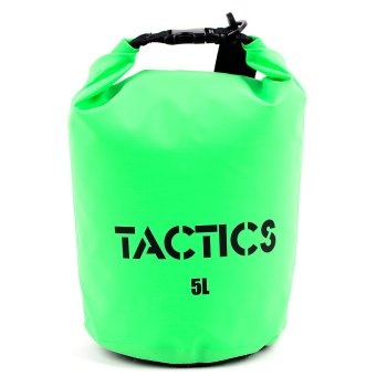 Tactics Dry Bag 5L (Green) Price Philippines