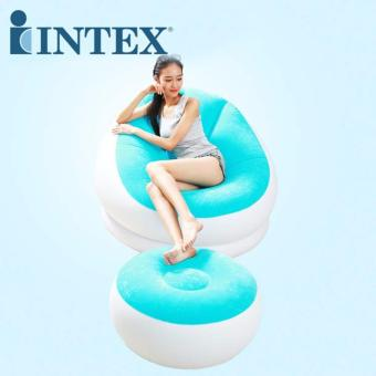 Harga Inflatable Air Sofa Lounge Chair w/ foot rest !