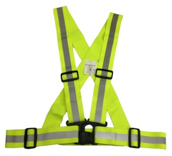 Meisons Hi Visibility Safety Reflective Vest 5.0cm width Price Philippines