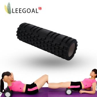 Harga Leegoal Fitness Foam Roller for Muscle Massage Physical Therapy Myofascial Release Cramp Relief Tight Muscles for Yoga Beginner - intl