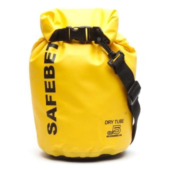 SafeBet 5.0L Dry Bag (Yellow) Price Philippines