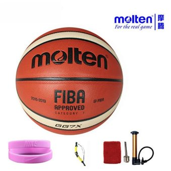 Unique Fantastic Original Molten Basketball Ball GF7X GG7X NEW Brand High Quality Genuine Molten PU Material Official Size7 Basketball - intl Price Philippines