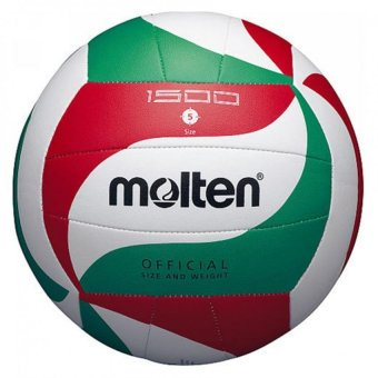 Molten V5M1500 Tri Color Synthetic Leather Volleyball Price Philippines