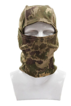 Harga Hang-Qiao Full Face Camouflage Mask (Green)