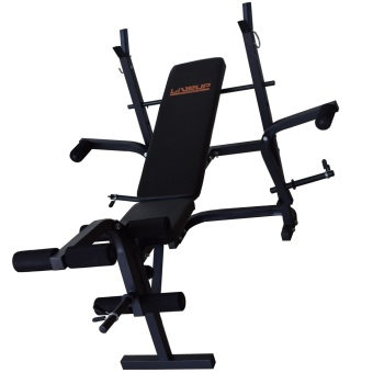 Harga Live-Up 5 in 1 Weight Bench
