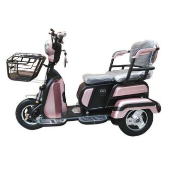 GOGO Trike Electric Bike (Rose Gold) Price Philippines