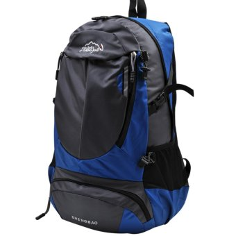 Everyday Deal Andrew Mountain Backpack Outdoor Sports Bag (Pacific Blue) Price Philippines