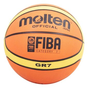 Molten Official GR7 Basketball Fiba (Orange/White) with Pin Price Philippines