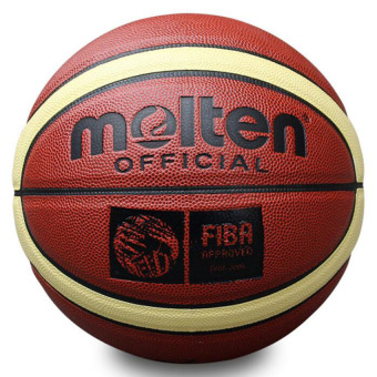 Basketball Balls Wearproof PU Leather Outdoor Indoor Size 7 Basketball Ball with Needle+Bag - intl Price Philippines