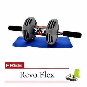 Power Stretch Roller Total Body Exerciser with Free Revo Flex Price Philippines