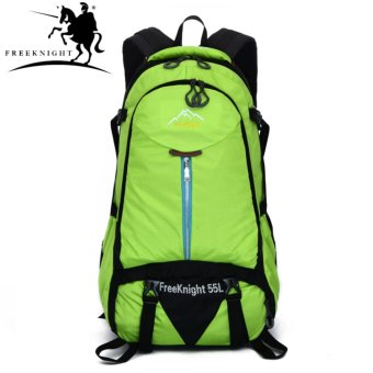 Harga FreeKnight 55L Waterproof Outdoor Sport Backpack Bags for Hiking Traveling Climbing - intl