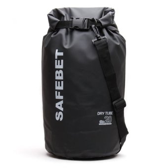 SafeBet 20L Dry Bag (Black) Price Philippines