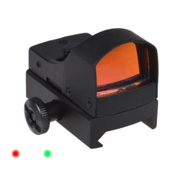 Harga Tactical Holographic Reflex Micro 3 MOA Red Dot Sight w/Picatinny Weaver - intl