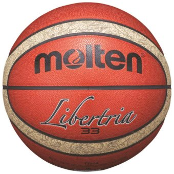 Molten Libertria Basketball (Brown) S7 Price Philippines