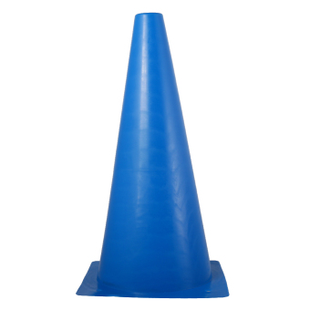 Harga BolehDeals 5pcs Sport Soccer Football Training Cone Traffic Safety Cones 32cm Blue