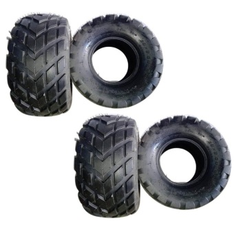 Harga Qing Da 18x9.50-R8 ON ROAD ATV Tires Set of 2 ( 2 Pcs Tires Only)