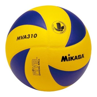 Harga Mikasa MVA 310 Volleyball (Blue/Yellow)