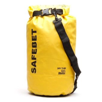 SafeBet 20L Dry Bag (Yellow) Price Philippines