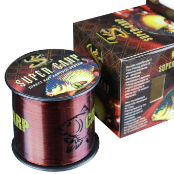 Original 500M Fishing Line Wine Red 1.5# 5.9kg Price Philippines