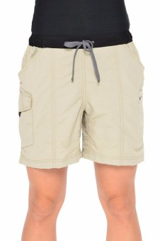 Lakambini Viajera Shorts for Women (Khaki) Price Philippines