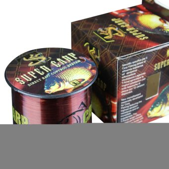 Original 500 Meters Super Power Fishing Line Wine Red 4.0# 0.323mm 10kg Price Philippines