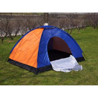 ZMB 2-4 Person Dome Camping Tent (Colors May Vary) Price Philippines