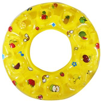 Fashion Adult Inflanted Swimming Seat Water Seat Lifebuoy- Yellow Price Philippines