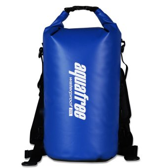 Aquafree Dry Bag 100% Waterproof Dry Backpack 20L Upgraded Version - Blue Price Philippines