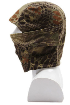 LALANG Full Face Tactical Airsoft Riding Balaclava Mask Brown Price Philippines