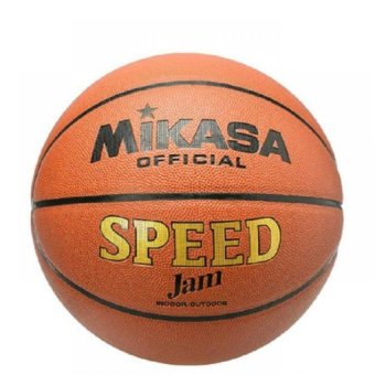 Harga Mikasa Speed Jam Synthetic Leather Basketball