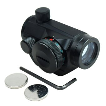Harga Fancytoy Tactical Holographic Reflex Red Green Dot Sight Scope Picatinny Rail Mount