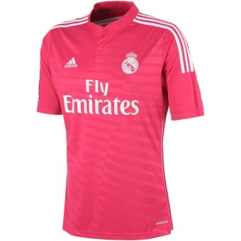 Adidas Real Madrid Away Football Jersey (Pink) Price Philippines