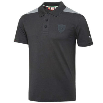 Puma Ferrari Polo Lifestyle Sports Polo (Black) Price Philippines