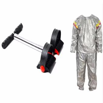 Harga L1013J Tummy Trimmer Foot Rally For Exercise With Sauna Suit
