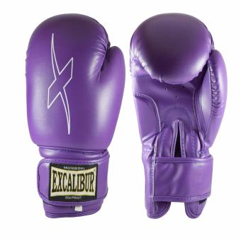 Harga Excalibur Viox PU Gloves Purple 10oz