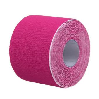Harga 5cm * 5m medical muscle effect patch, sports muscle paste, sports bandage tape(Rose) - intl