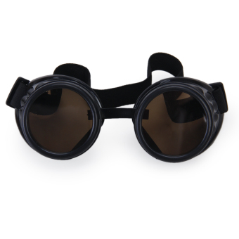Vintage Rustic Cyber Goggles Steampunk Welding Goth Cosplay Photos Black Price Philippines