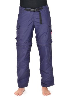 Lakambini Diosa Cargo Convertible Pants (Navy blue) Price Philippines