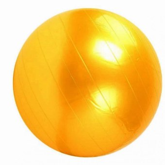 Jasmine Gym Ball (Yellow) Price Philippines
