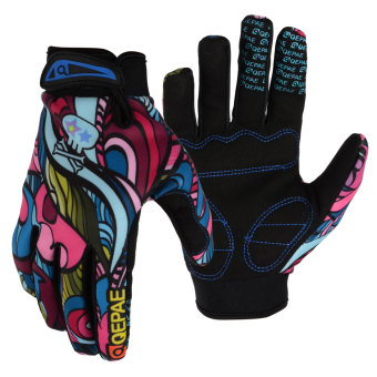 Innturt Cycling Full Finger Gloves Motorcycle Racing Outdoor Sports(Multicolor) Price Philippines